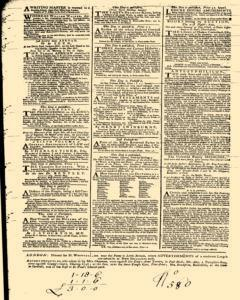 London Daily Post And General Advertiser, November 03, 1743, Page 2
