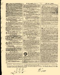 London Daily Post and General Advertiser, November 04, 1743, Page 2