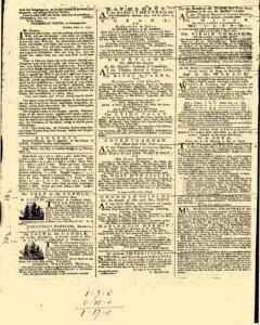 London Daily Post and General Advertiser, November 16, 1743, Page 2