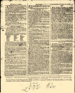 London Daily Post and General Advertiser, November 16, 1743, Page 4