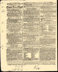 London Daily Post and General Advertiser, November 19, 1743, Page 3