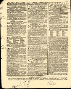 London Daily Post and General Advertiser, November 21, 1743, Page 2