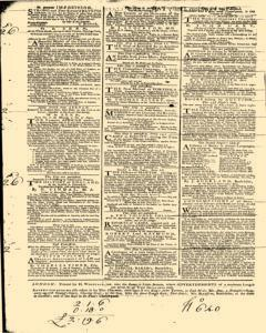 London Daily Post And General Advertiser, November 29, 1743, Page 2