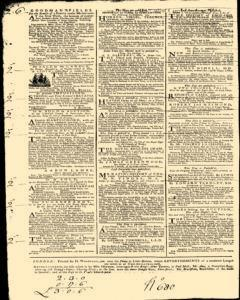 London Daily Post and General Advertiser, December 05, 1743, Page 2