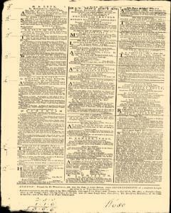 London Daily Post and General Advertiser, December 22, 1743, Page 2