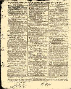 London Daily Post and General Advertiser, December 23, 1743, Page 2