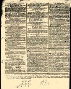 London Daily Post and General Advertiser, December 24, 1743, Page 4