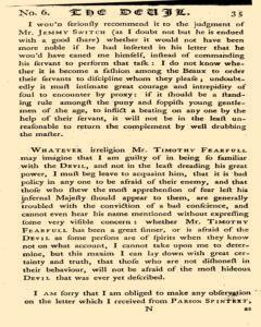 London Devil, February 22, 1755, Page 5