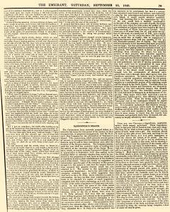 London Emigrant and Colonial Gazette