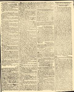 London Evening Post, January 10, 1765, Page 3