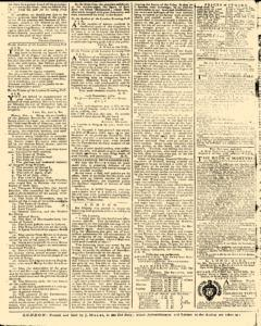 London Evening Post, January 10, 1765, Page 4