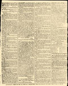 London Evening Post, February 28, 1765, Page 4