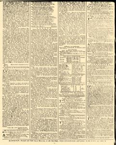 London Evening Post, March 14, 1765, Page 4