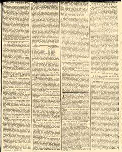 London Evening Post, March 19, 1765, p. 3
