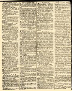 London Evening Post, March 30, 1765, p. 2