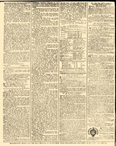 London Evening Post, April 11, 1765, Page 4