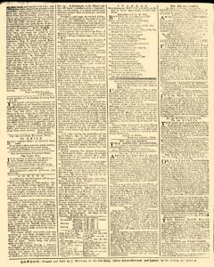 London Evening Post, May 16, 1765, p. 4