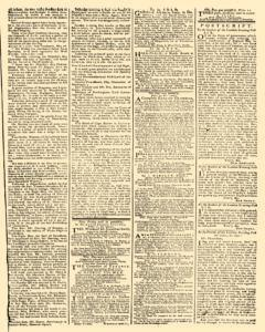 London Evening Post, May 18, 1765, Page 3