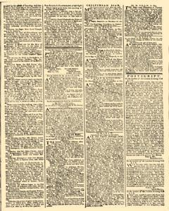 London Evening Post, May 21, 1765, Page 3