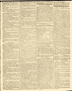 London Evening Post, May 23, 1765, Page 3