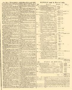 London Evening Post, May 28, 1765, Page 3