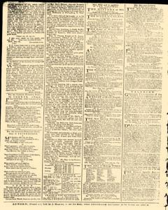 London Evening Post, May 30, 1765, Page 4