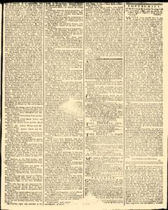 London Evening Post, June 11, 1765, Page 3