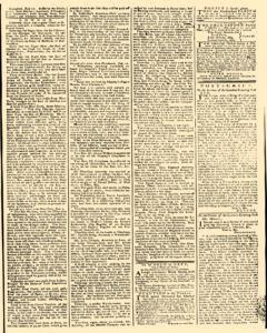 London Evening Post, July 11, 1765, Page 3