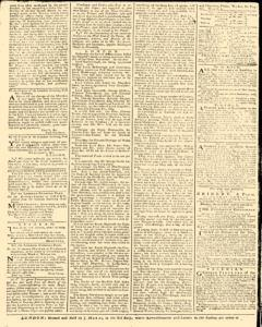 London Evening Post, July 11, 1765, Page 4