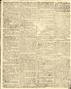 London Evening Post, July 13, 1765, Page 3