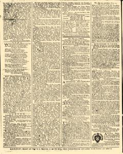 London Evening Post, July 13, 1765, Page 4