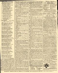 London Evening Post, August 06, 1765, p. 4