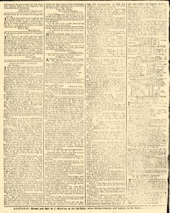 London Evening Post, August 13, 1765, Page 4