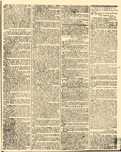 London Evening Post, August 17, 1765, Page 3
