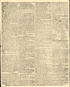 London Evening Post, September 14, 1765, Page 4