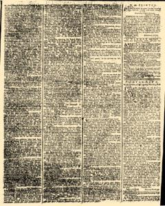 London Evening Post, October 03, 1765, Page 3
