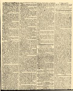 London Evening Post, October 24, 1765, Page 3