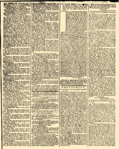 London Evening Post, October 31, 1765, Page 3