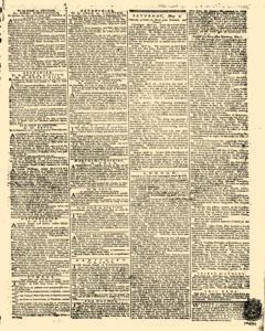 London Evening Post, May 07, 1772, Page 3