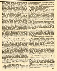 London Gazette, January 16, 1762, Page 2