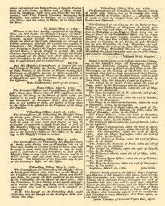 London Gazette, May 11, 1762, Page 2