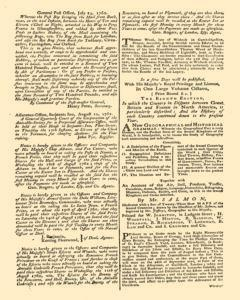 London Gazette, August 07, 1762, Page 2