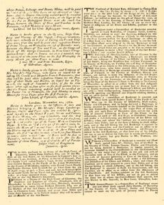 London Gazette, November 27, 1762, p. 3