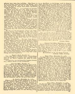 London Gazette, December 21, 1762, Page 2