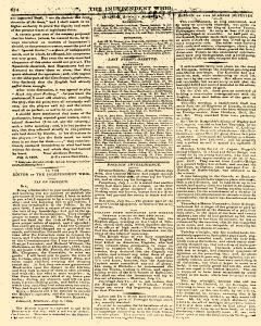 London Independent Whig