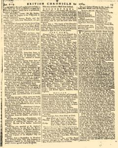 London Lloyd Evening Post, January 02, 1764, Page 7