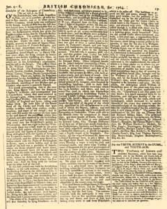 London Lloyd Evening Post, January 04, 1764, Page 3