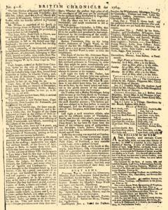 London Lloyd Evening Post, January 04, 1764, Page 7