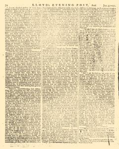 London Lloyd Evening Post, January 09, 1764, Page 2