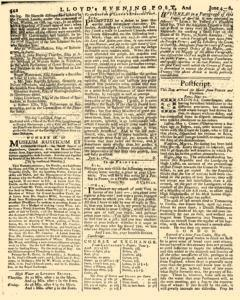 London Lloyd Evening Post, June 04, 1764, Page 6